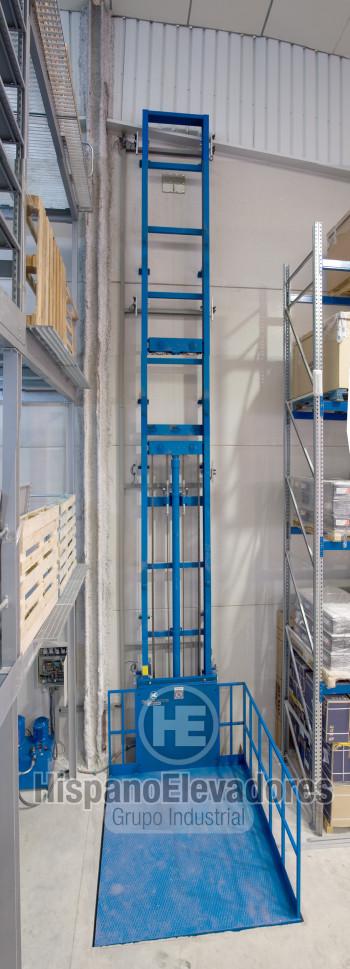 Plataforma elevadora 2000