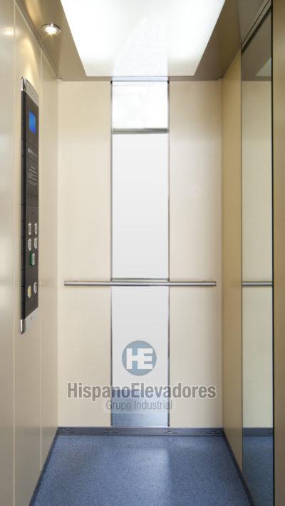 Cabina de elevador domestico-Sevilla-Andalucía
